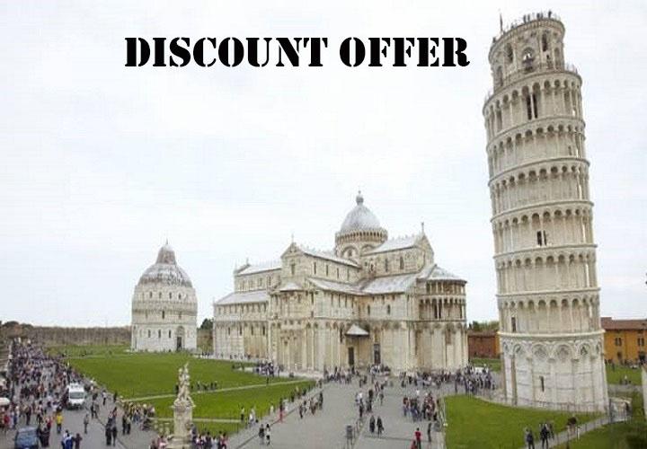 elegant discount offer