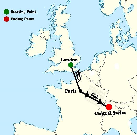 London Paris Swiss Wps Holidays