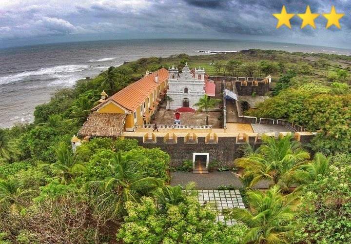 Fort Tiracol Heritage Hotel, Goa_ 3 Star